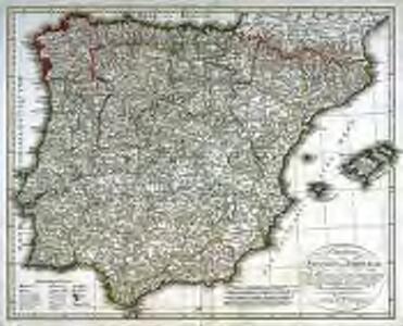 Charte von Spanien und Portugal