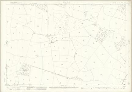 Yorkshire XXV.3 (includes: Aldbrough; Barton; Manfield) - 25 Inch Map