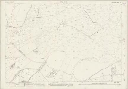 Derbyshire IX.6 (includes: Chapel en le Frith; Chinley Bugsworth and Brownside; Edale; Peak Forest) - 25 Inch Map