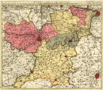 Flandriae Comitatus pars orientalis