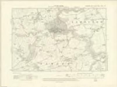 Yorkshire CXVIII.SE - OS Six-Inch Map
