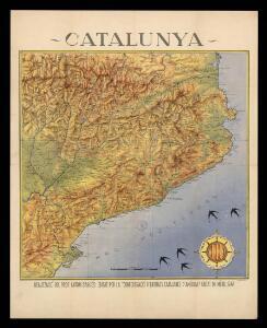 Catalunya / realitzat per Antoni Bargés
