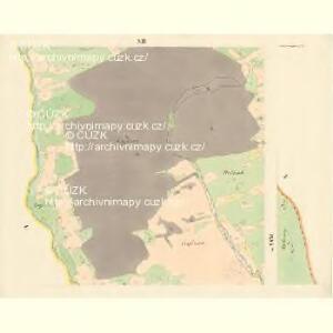 Neu Hrosenkau (Nowi Heasenkow) - m2073-1-013 - Kaiserpflichtexemplar der Landkarten des stabilen Katasters