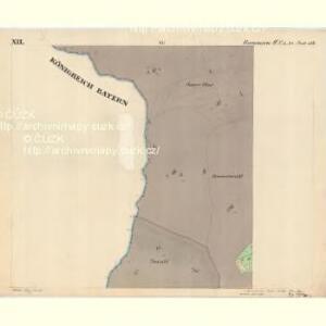 Hammern - c1768-1-012 - Kaiserpflichtexemplar der Landkarten des stabilen Katasters