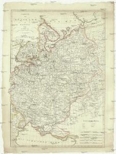 Carte von Russland in Europa