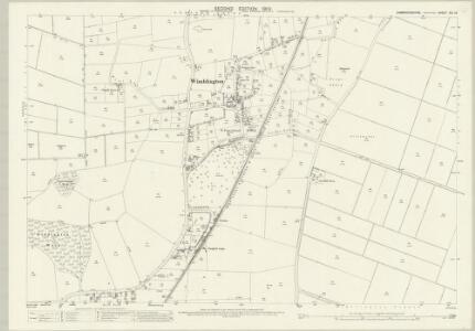 Cambridgeshire XVI.13 (includes: Doddington; Wimblington) - 25 Inch Map