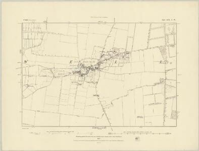Norfolk XCII.SE - OS Six-Inch Map