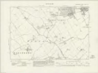 Oxfordshire XLVII.NW - OS Six-Inch Map