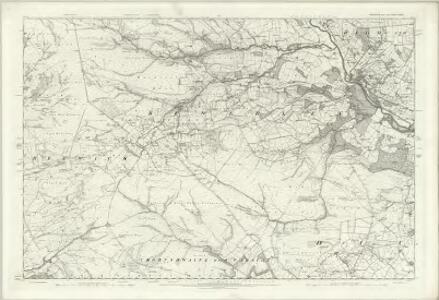 Yorkshire LXXIX - OS Six-Inch Map