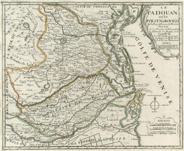 Le Padouan et le Polsin de Rovigo de la Republique de Venise
