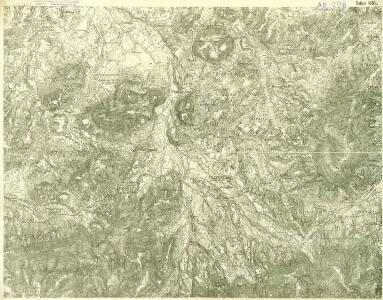III. vojenské mapování 4160/4