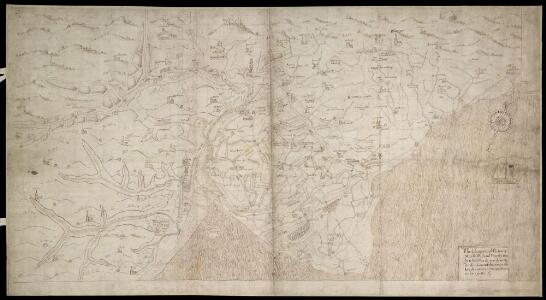 The description of Romney Marsh, Walland, Marshy, Denge and Gulforde marsh, with the divisions of their waterings, heads, armes, principal sewers and their gutts