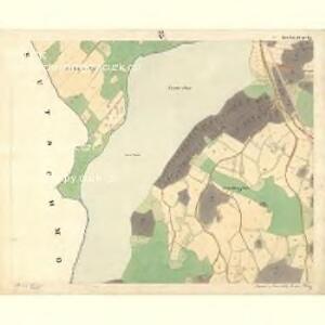 Oberbaumgarten - c2117-1-005 - Kaiserpflichtexemplar der Landkarten des stabilen Katasters