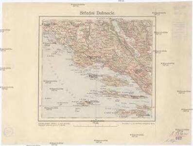 Střední Dalmacie