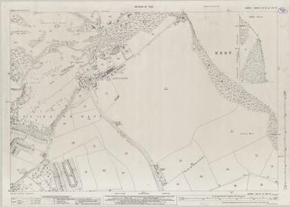 Surrey XIVa. 13 & XIV.16 (includes: Beckenham; Croydon St John The Baptist; Orpington) - 25 Inch Map