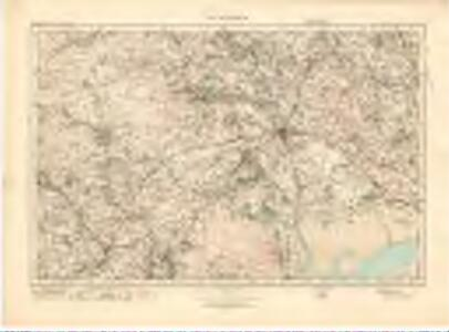 Dumfries (88) - OS One-Inch map