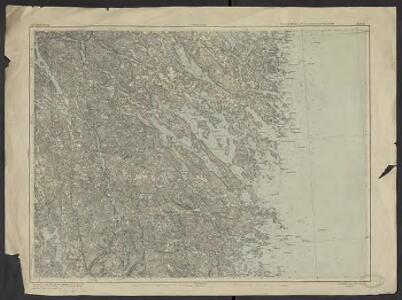 Generalstabens karta ofver Sverige. 46, Valdemarsvik