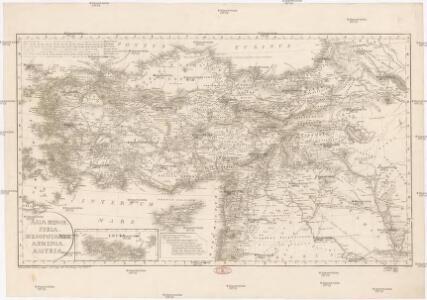 Asia Minor, Syria, Mesopotamia, Armenia, Assyria