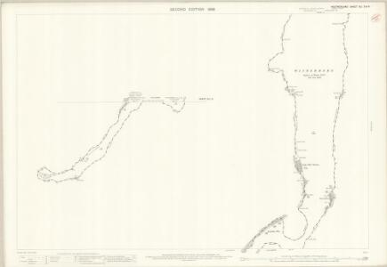 Westmorland XLI.2 & 6 (includes: Colton; Haverthwaite; Staveley; Windermere) - 25 Inch Map