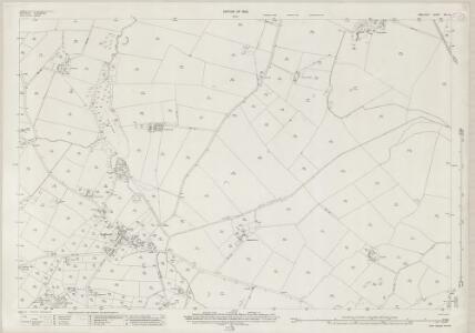 Anglesey XIII.14 (includes: Heneglwys; Llangefni; Llangwyllog) - 25 Inch Map