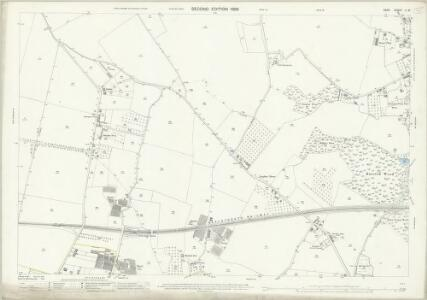 Kent II.16 (includes: Bexley; Erith) - 25 Inch Map