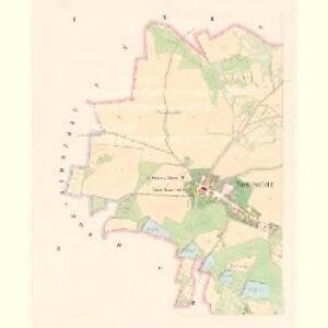 Niemtschitz (Niemczitze) - c5127-1-001 - Kaiserpflichtexemplar der Landkarten des stabilen Katasters