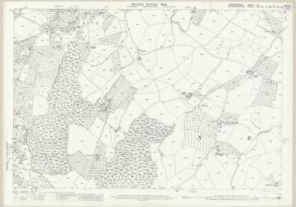 Herefordshire LII.4 (includes: Aston Ingham; Newent; Oxenhall) - 25 Inch Map