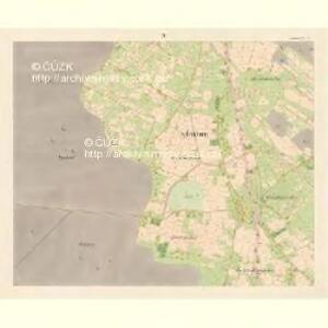Schönborn - c7497-2-004 - Kaiserpflichtexemplar der Landkarten des stabilen Katasters