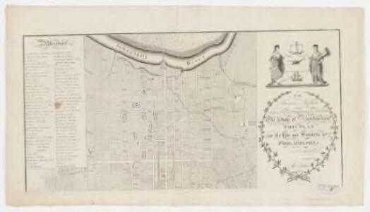 To Thomas Mifflin, governor and commander in chief of the state of Pennsylvania, this plan of the city and suburbs of Philadelphia is respectfully inscribed by the editor, 1794 : Northern Sheet