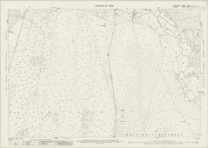 Hampshire and Isle of Wight LXXVIII.5 (includes: Hampreston; Hurn; St Leonards and St Ives; West Parley) - 25 Inch Map