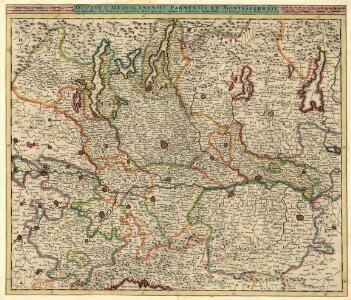 Ducatus Mediolanensis Parmensis et Montisferrati