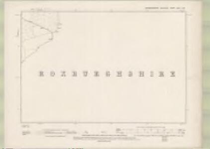Edinburghshire Sheet XXVI.NW - OS 6 Inch map