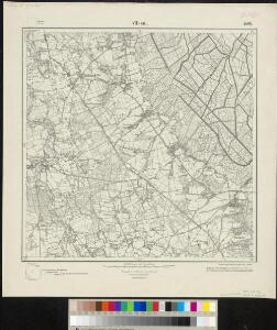 Messtischblatt 1596 : Vilsen, 1934 Vilsen