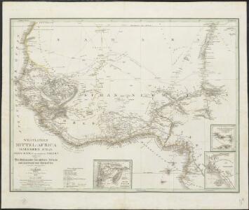 Westliches Mittel-Africa, Senegambien, Sudan, Ober-Guinea und einen Theil der Sahara umfassend oder die Stufenländer des mittlern Africa's und Nordrand von Hochafrica