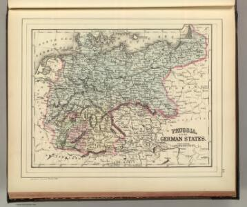 Prussia, German States.