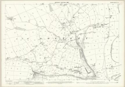 Durham XLI.10 (includes: Cockfield; Lynesack And Softley) - 25 Inch Map