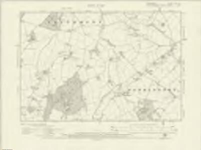 Shropshire LIX.SE - OS Six-Inch Map