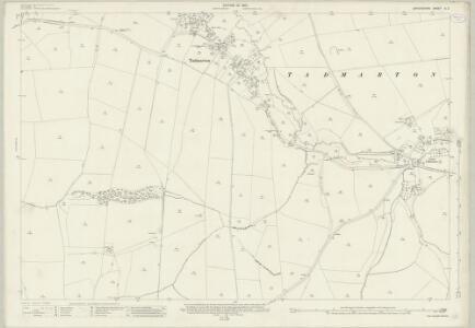 Oxfordshire IX.2 (includes: Swalcliffe; Tadmarton) - 25 Inch Map