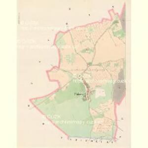 Pohorz - c5952-1-002 - Kaiserpflichtexemplar der Landkarten des stabilen Katasters