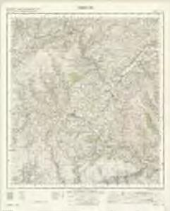 Brecon - OS One-Inch Map