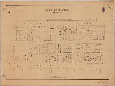 City of Sydney, Section F, 1885