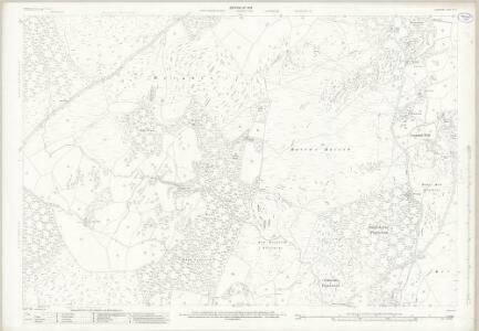 Lancashire VIII.12 (includes: Cartmel Fell; Staveley) - 25 Inch Map