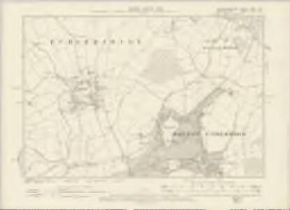 Buckinghamshire XXVII.NW - OS Six-Inch Map