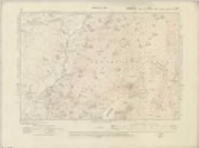 Lancashire I.SW - OS Six-Inch Map