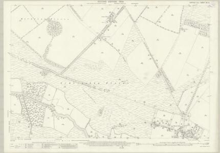 Suffolk XXI.15 (includes: Cavenham; Icklingham; Mildenhall; Tuddenham) - 25 Inch Map