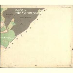 Unter Wuldau - c1412-1-005 - Kaiserpflichtexemplar der Landkarten des stabilen Katasters