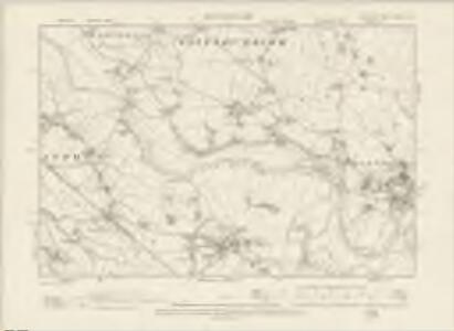 Cheshire XXXIII.NE - OS Six-Inch Map