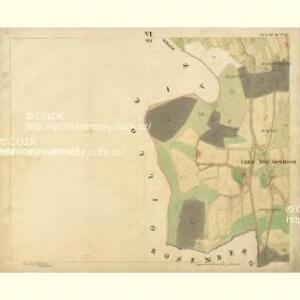 Ziering - c0943-1-006 - Kaiserpflichtexemplar der Landkarten des stabilen Katasters