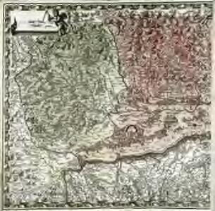 Alasatia superior et inferior III. tabulis delineata, 1