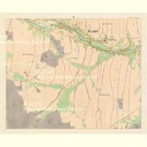Batzdorf (Bartossowice) - c0070-1-004 - Kaiserpflichtexemplar der Landkarten des stabilen Katasters
